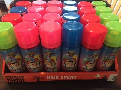 Halloween Temporary Hair Color (GOODMARK TEMPORARY FLUORESCENT HAIR COLORS - HALLOWEEN, PARTIES (PICK COLOR))