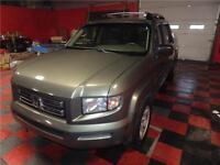 2007 HONDA RIDGELINE 4X4 V6 247 KMS GREAT SHAPE FOR ONLY $10,900