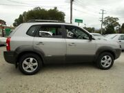 2004 Hyundai Tucson JM Silver 4 Speed Sports Automatic Wagon Bayswater North Maroondah Area Preview