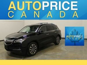 2015 Acura MDX Technology Package TECH PKG|NAVIGATION|REAR CAM
