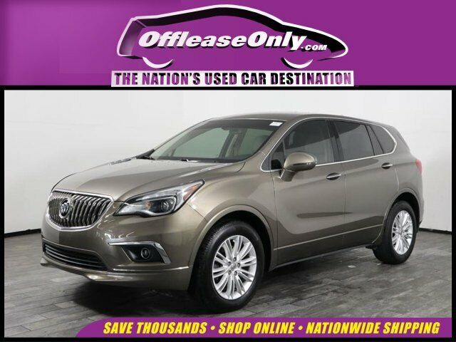 Image 1 Voiture American used Buick Envision 2017