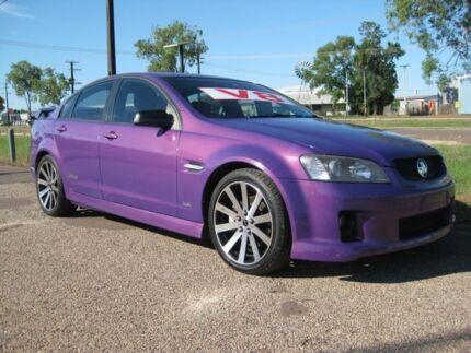 2007 Holden Commodore VE II SS V Purple 6 Speed 6 Sp Automatic Steptronic Sedan