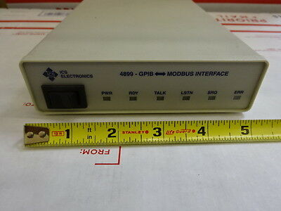 Ics Electronics 4899 - Gpib Modbus Interface Data Acquisition Module Board Tc-3c