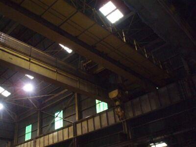 Ph 250 Ton Overhead Bridge Crane 60 Span 32 Lift
