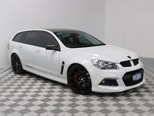 2015 Holden Special Vehicles Clubsport GEN F MY15 R8 Tourer White 6 Speed Auto Active Sequential Wag Atwell Cockburn Area Preview
