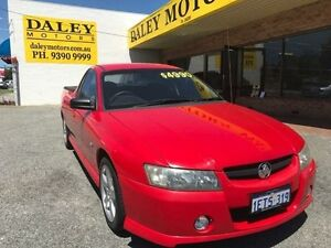 2003 Holden Ute VY Storm Red Automatic Utility Armadale Armadale Area Preview