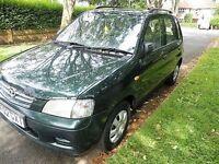 2002 Mazda Demio - 10 months MOT clean little car