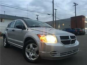 2007 Dodge Caliber SXT = ONLY 122K = CLEAN CAR PROOF = LOADED