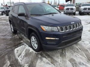 2018 Jeep Compass Tailhawk