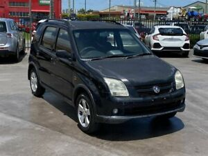 2003 Holden Cruze YG Black 5 Speed Manual Wagon Brendale Pine Rivers Area Preview
