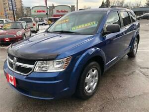 2010 Dodge Journey SE 7 PASSENGER BLUETOOTH AUX..PERFECT COND.