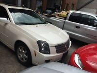 2006 Cadillac CTS Sedan Part Out