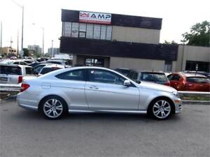 2015 Mercedes-Benz C-Class C350 4MATIC COUPE NAVI amg skyroof..