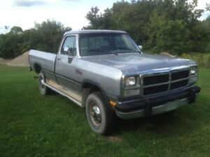 Dodge Pickup Truck | Buy or Sell Classic Cars in Canada ...