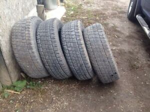 SNOW TIRES P205/55/16 HERCULES SET OF 4 (NPPG22061) $350.00