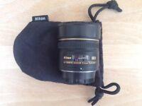Nikon AF DX 10.5mm f/2.8G ED Fisheye Lens Nikkor 10.5 mm f2.8 (Japan Made)