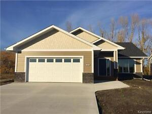 Custome Built Home For Sale Lorette- Walk Out Basment Avalible!