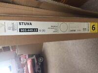 Ikea Stuva Desk - White. New - Not yet constructed