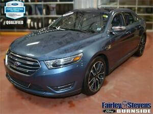 2018 Ford Taurus Limited $258 Bi-Weekly OAC
