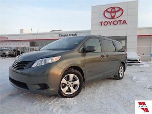 2011 Toyota Sienna V6 7-Passenger One Owner DEALER INSPECTED