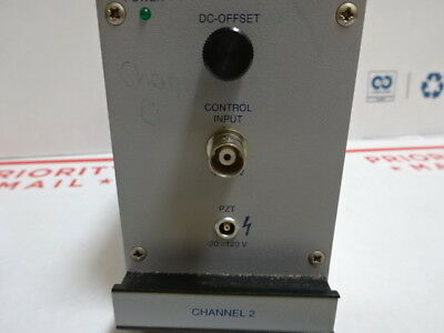 Pi Physik Instrumente Germany Lvpzt Amplifier E-505 Nano Positioning Driver A