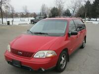 2002 Ford Windstar EXTRA CLEAN-LOW KM-DVD