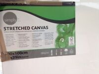 NEW Large Canvas for painting art craft