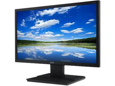 """شاشة ليد جديد Acer V226HQL Bbd Black  21.5""""  5ms  LED Backlight LCD Monitor200 cd/m2  100,000,"""