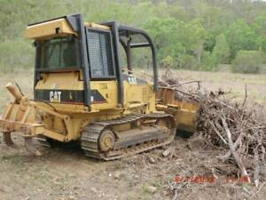 Buckshot dozer hire-$125hr-Lantana wattle and earthmoving