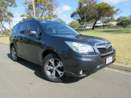 2014 Subaru Forester S4 MY14 2.5i Lineartronic AWD Luxury Grey 6 Speed Constant Variable Wagon Old Reynella Morphett Vale Area Preview