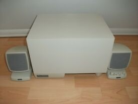 Altec Lansing ACS340 PC Speaker and Subwoofer System