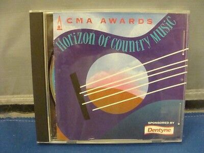 Cma Awards Horizon Of Country Music  Cd  Great Shape