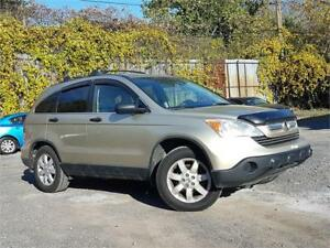 2009 Honda CR-V EX/4X4/4CYL/AC/MAGS/TOIT/CRUISE/GROUP ELECT!!!!