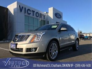 2013 Cadillac SRX Performance, Leather, Nav, Pano Roof, Remote S