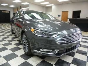 2017 Ford Fusion SE AWD - LOW KMS**REMOTE START**HEATED SEATS Kingston Kingston Area image 3