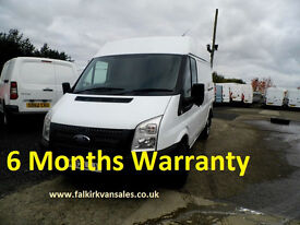Ford Transit 2.2 TDCi 280 Medium Roof Van 3dr