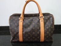 Wanted used Louis Vuitton carry all used or fake