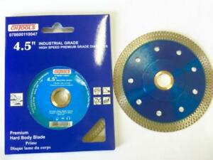 "4-1/4""Turbo Mesh Blade industrial grade Reg$36Sale$15"