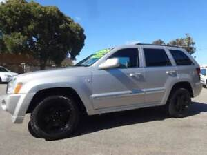 2006 Jeep Grand Cherokee V8 Automatic 4X4 Wagon