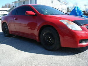 2009 Nissan Altima  S  SPORT COUPE  (2 door) $10.500 o.b.o.