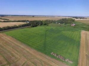 Land for Sale in Rural Strathcona County, AB (5.02)