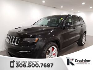 2014 Jeep Grand Cherokee SRT8 6.4L Hemi | Sunroof | Navigation |