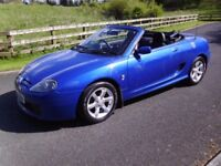 MG-TF for sale, no mot needs work on subframes but driving great. Super project for the summer