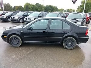 2007 Volkswagen City Jetta 2.0 - As Traded SUNROOF SPARE WHEELS  London Ontario image 6