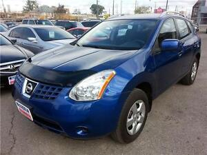 2008 Nissan Rogue S / 127k / AWD / *ANY CREDIT APPROVED*