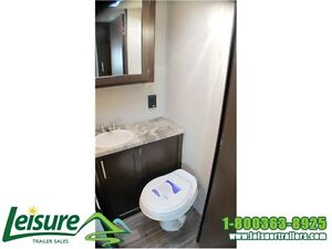 2016 Forest River Cherokee Grey Wolf 29DSFB Travel Trailer Windsor Region Ontario image 18