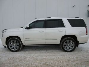 2015 GMC Yukon Denali 4X4 7 Passenger Power Boards 22's!