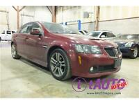 2009 Pontiac G8 AS-IS