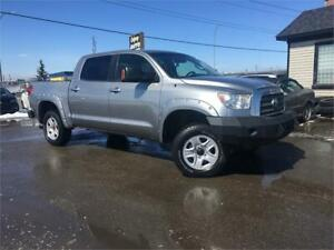 2007 Toyota Tundra Limited CREWMAX LEATHER NAVIGATION CAMERA