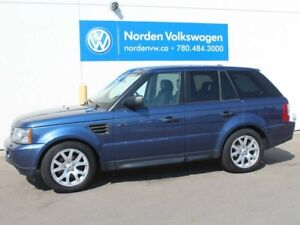 2009 Land Rover Range Rover Sport HSE AWD - NAV / HEATED LEATHER